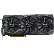 ASUS AREZ-STRIX-RX580-T8G-GAMING фото